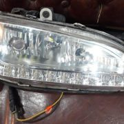 تعمیر ال ای دی LED ix45 , تعمیر چراغ هیوندای سانتافه ix45