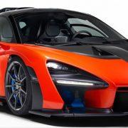 کلیپ جدید ماشین سوپر اسپرت مک لارن McLaren Senna