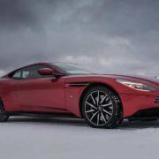 کلیپ ماشین استون مارتین Aston Martin DB11
