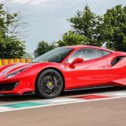 ماشین فراری , کلیپ ماشین جدید فراری Ferrari 488 Pista