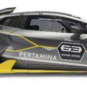 کلیپ ماشین لامبورگینی اوراکان Super Trofeo EVO