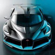 کلیپ ماشین جدید بوگاتی Bugatti Divo