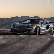 کلیپ ماشین جدید مک لارن McLaren 600LT