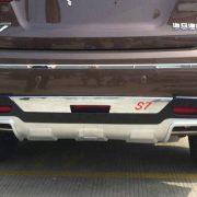 گارد و رکاب هایما S7 , گارد جلو و عقب هایما S7