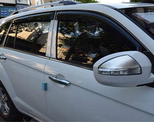 بادگیر شیشه لیفان ایکس60 , بادگیر شیشه لیفان X60