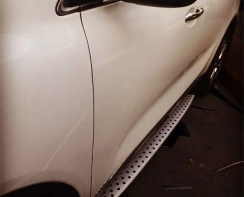 گارد و رکاب سورنتو , رکاب فابریک سورنتو طرح BMW